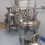250 л. реактор у заказчика