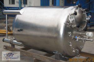 реактор из нержавеющей стали 1800