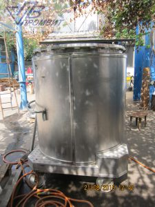 реконструкция б/у реактора