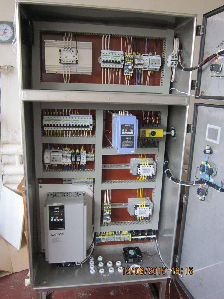автоматизация управления реактором