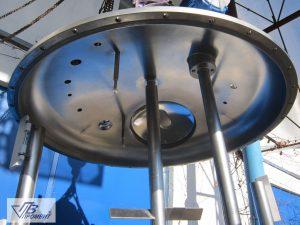 крышка реактора 2000