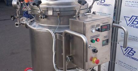 реактор для мазей ветеринарных
