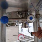reactor discharge
