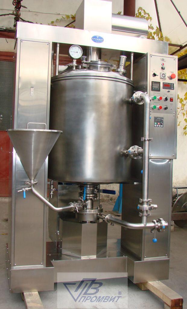 реактор130 літрів