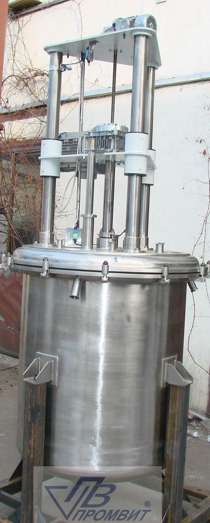 виробництва гідрогелю