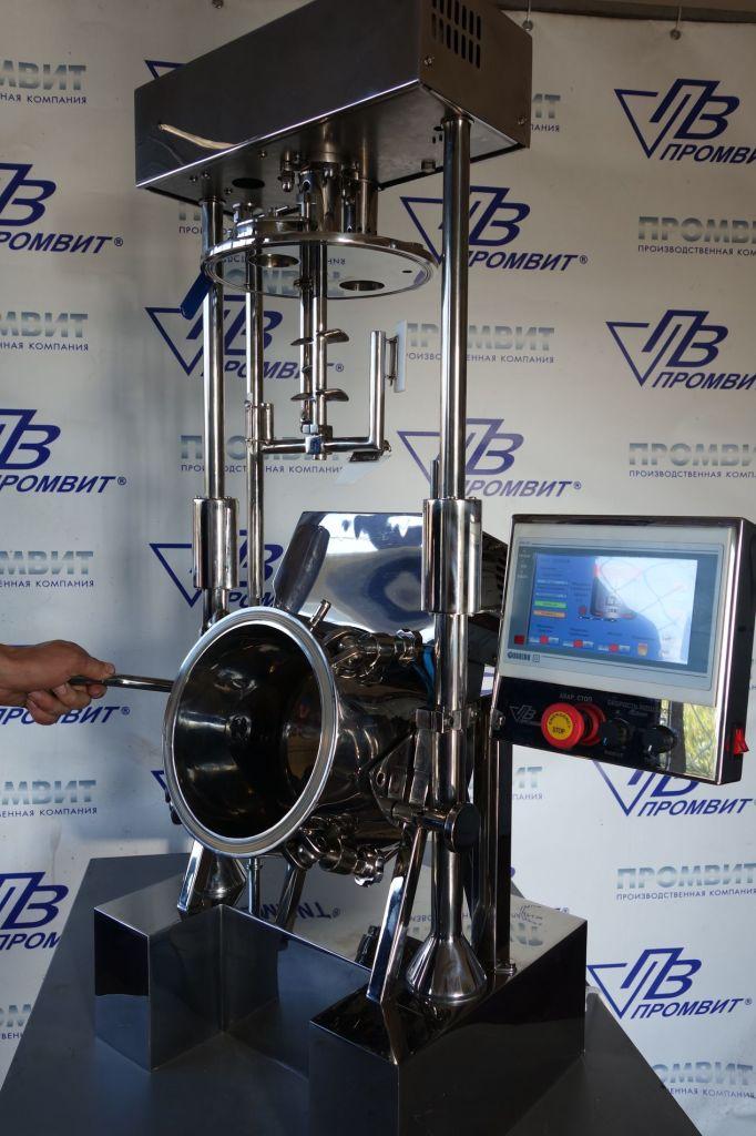 лабораторный химический реактор 5 литров