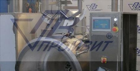 промышленный реактор суппозиторный