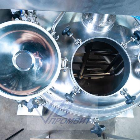 ремонт реакторов емкостей
