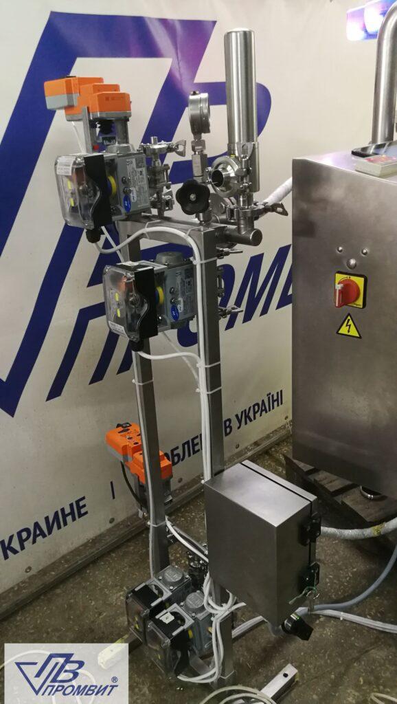 реактор100л